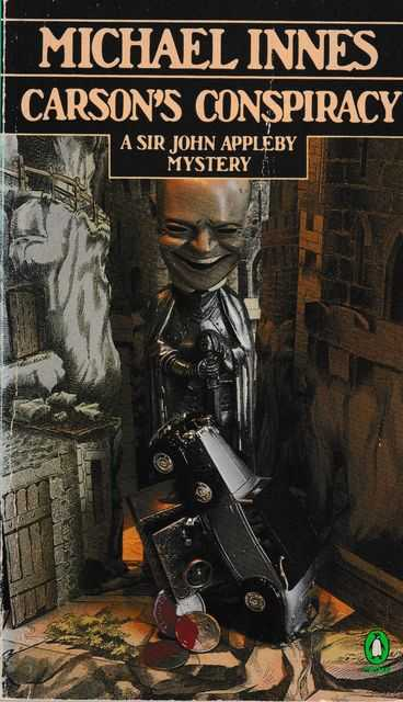 Image for Carson's Conspiracy [A Sir John Appleby Mystery]