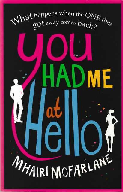 Image for You Had Me At Hello