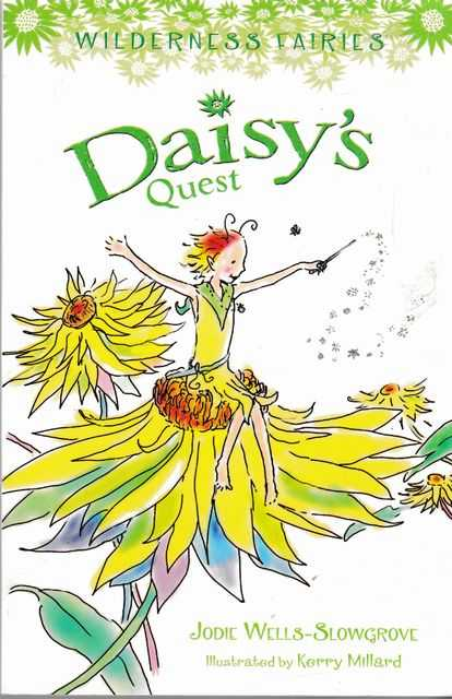 Image for Wilderness Fairies 1: Daisy's Quest