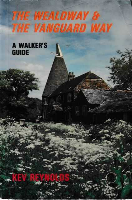 Image for The Wealdway & The Vanguard Way: A Walker's Guide