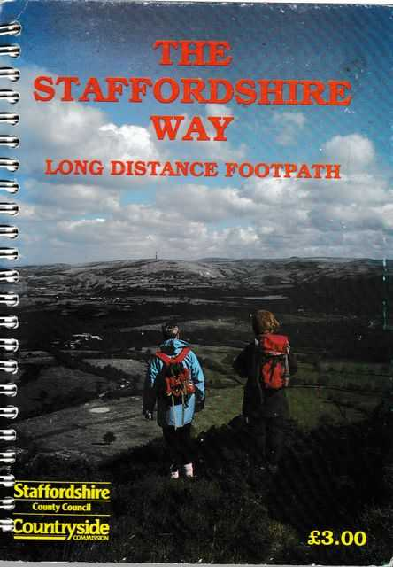 Image for The Staffordshire Way: Long Distance Footpath