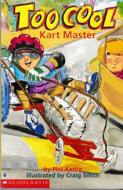 Image for Too Cool 6: Kart Master