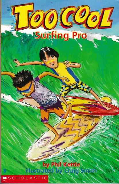 Image for Too Cool 8: Surfing Pro