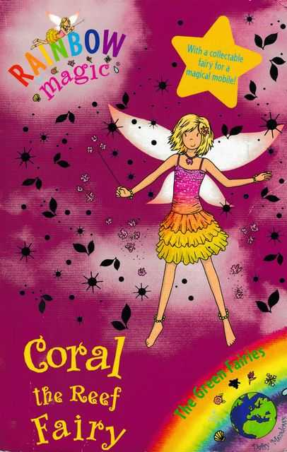 Image for Rainbow Magic: Coral the Reef Fairy [The Green Faires]