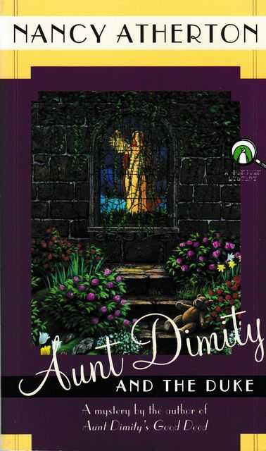 Image for Aunt Dimity And The Duke
