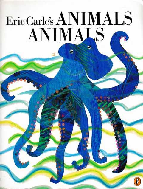 Image for Eric Carle's Animals Animals