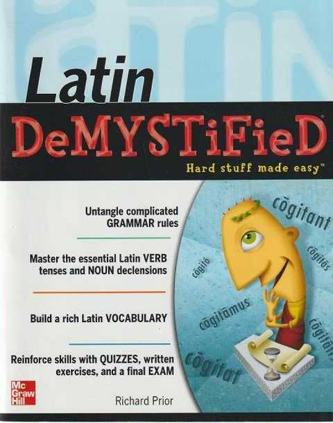 Image for Latin Demistified