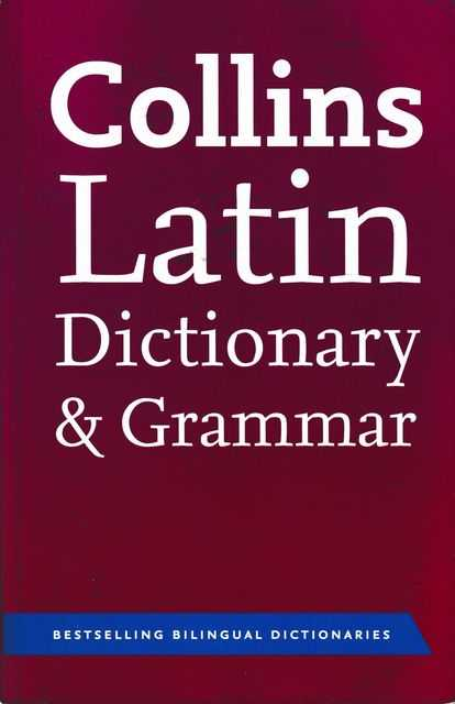 Image for Collins Latin Dictionary & Grammar