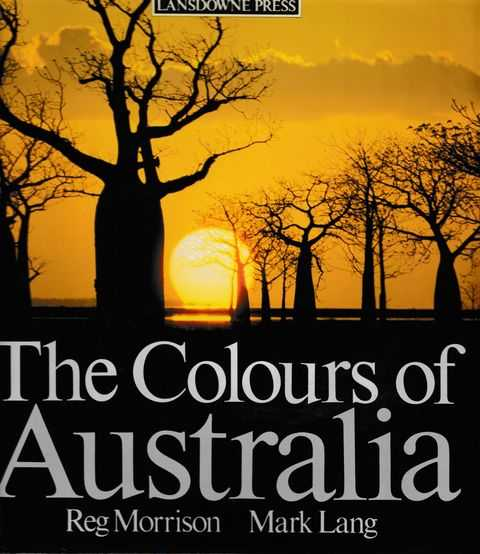Image for The Colours of Australia