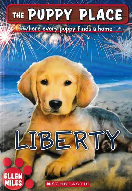 Image for The Puppy Place: Liberty