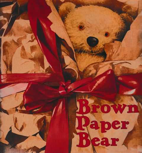 Image for Brown Paper Bear