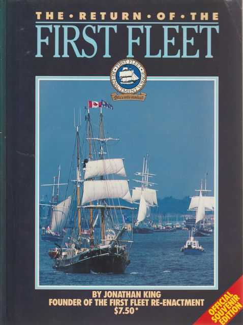 Image for The Return Of The First Fleet
