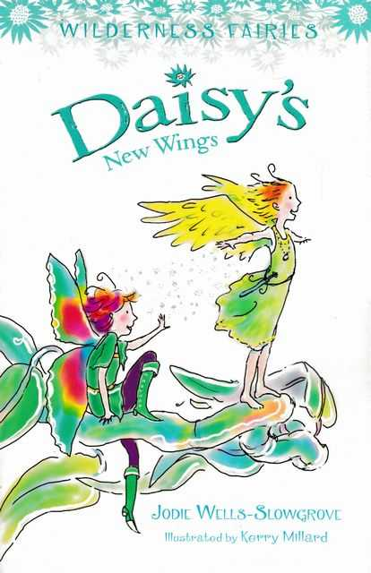 Image for Wilderness Fairies: Daisy's New Wings