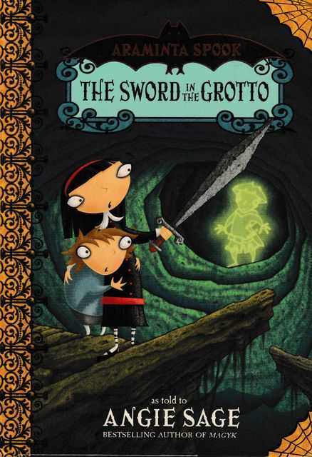 Image for Araminta Spook 2: The Sword in the Grotto