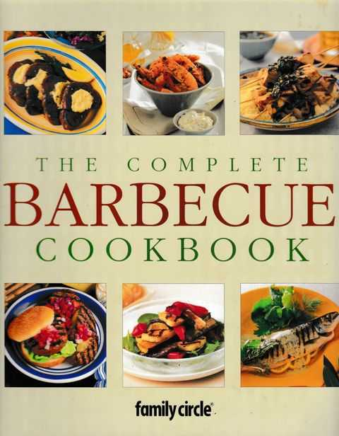 Image for The Complete Barbecue Cookbook
