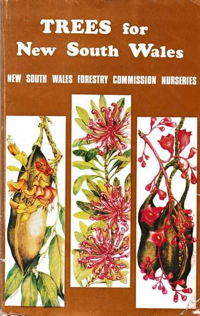 Image for Trees for New South Wales: A Handbook of Trees and Shrubs suitable for planting in NSW