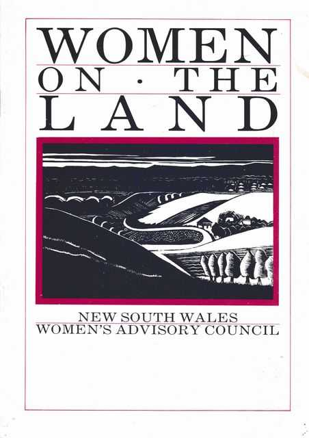 Image for Women on the Land