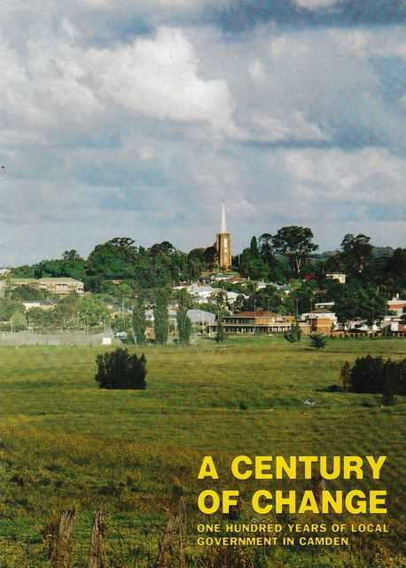 Image for A Century of Change: One Hundred Years of Local Government in Camden