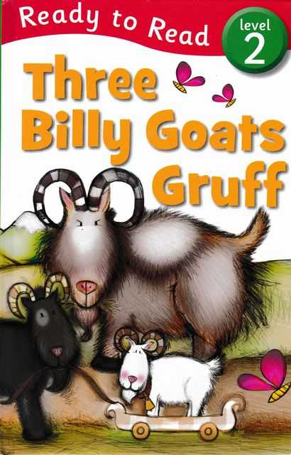 Image for Three Billy Goats Gruff [Ready To Read Level 2]