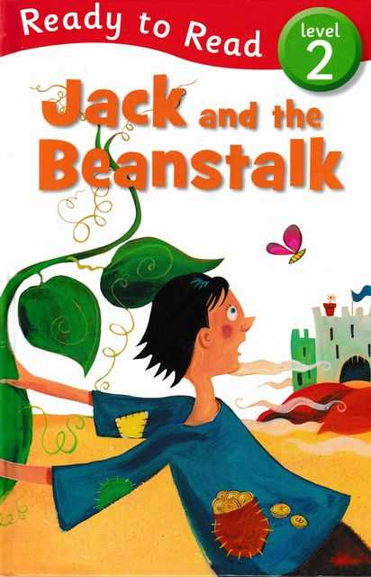 Image for Jack and the Beanstalk [Ready To Read Level 2]