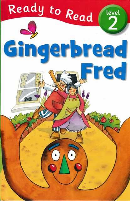 Image for Gingerbread Fred [Ready To Read Level 2]