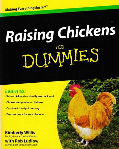 Image for Raising Chickens for Dummies