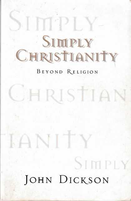 Image for Simply Christianity: Beyond Religion