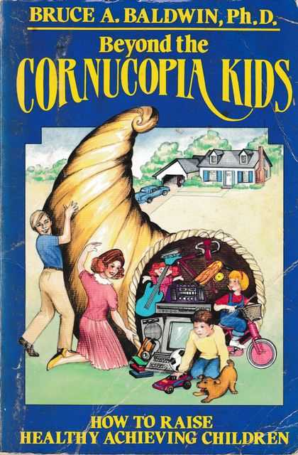 Image for Beyond the Cornucopia Kids