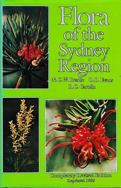 Image for Flora of the Sydney Region