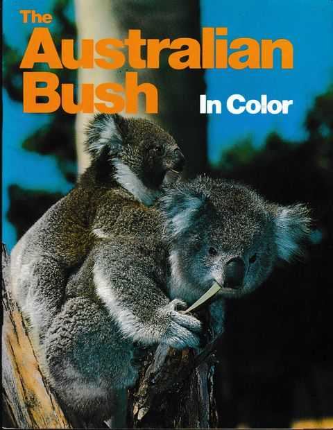 Image for The Australian Bush in Colour