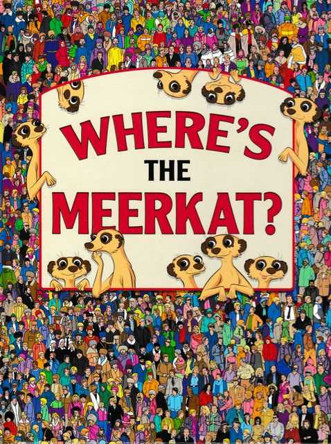Image for Where's The Meerkat?