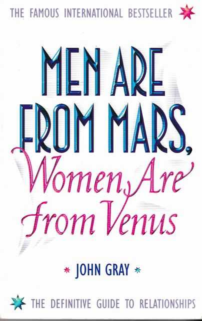 Image for Men Are From Mars, Women Are From Venus - A Practical Guide for Improving Communication and Getting What You Want in Your Relationships