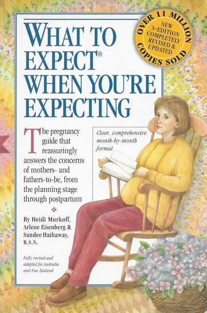 Image for What to Expect When You're Expecting