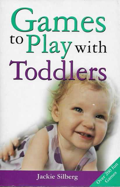 Image for Games to Play with Toddlers