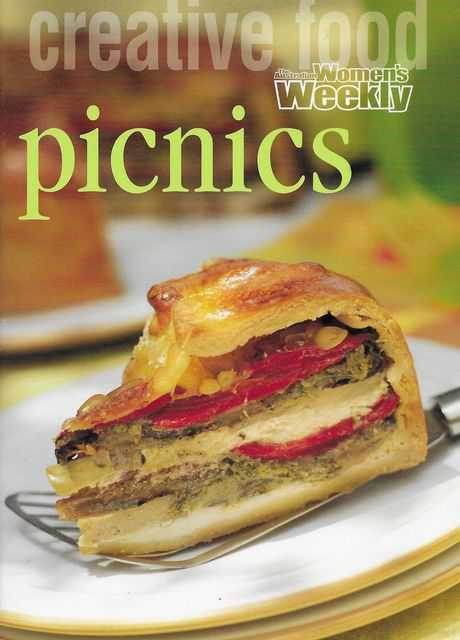 Image for Creative Food: Picnics