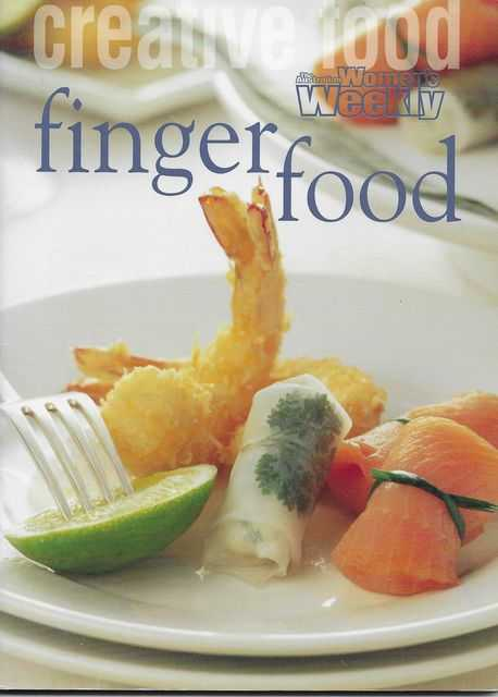Image for Creative Food: Finger Food