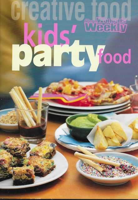 Image for Creative Food: Kids' Party Food