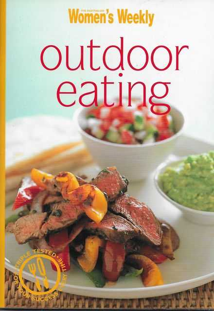 Image for Outdoor Eating