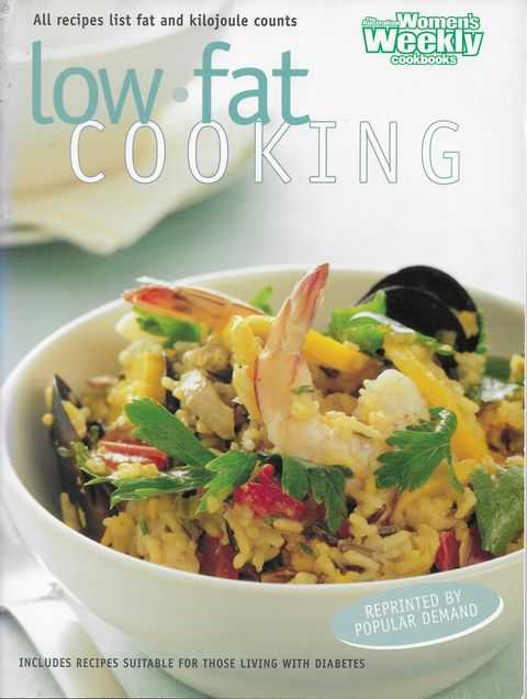 Image for Low Fat Cooking