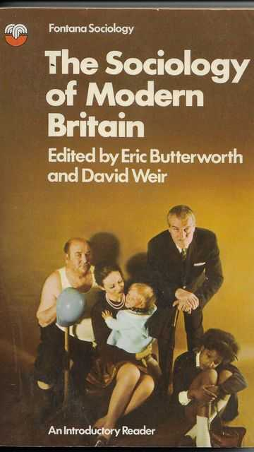Image for The Sociology of Modern Britain