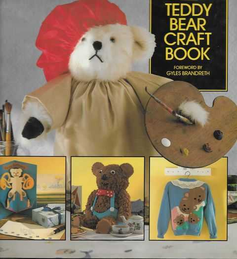 Image for The Teddy Bear Craft Book