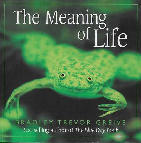 Image for The Meaning of Life (Softcover)