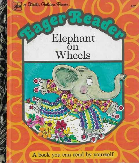 Image for Eager Reader: Elephant on Wheels