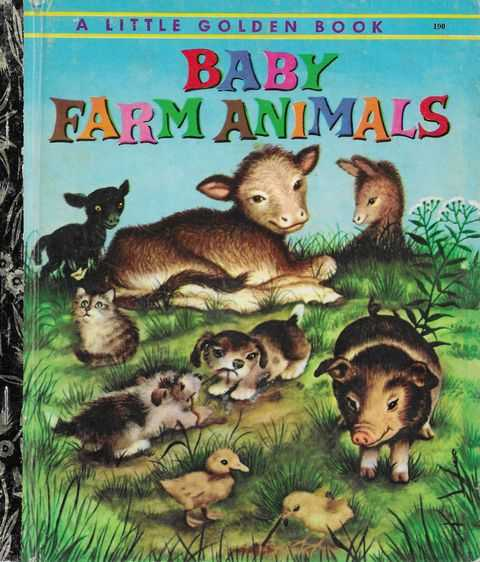 Image for Baby Farm Animals