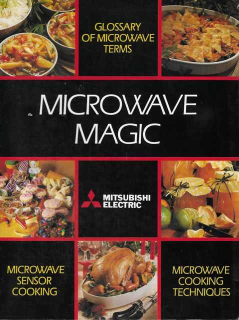 Image for Microwave Magic