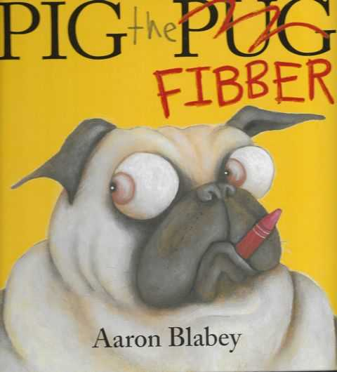 Image for Pig the Fibber