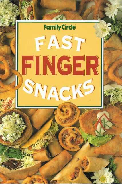 Image for Fast Finger Snacks