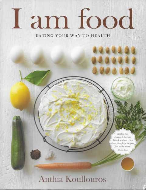 Image for I Am Food: Eating Your Way To Health
