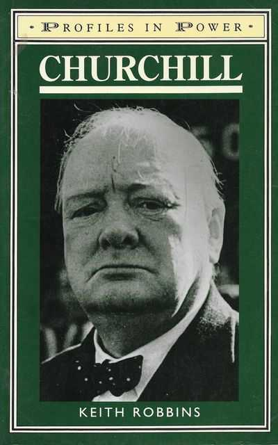 Image for Churchill [Profiles in Power]