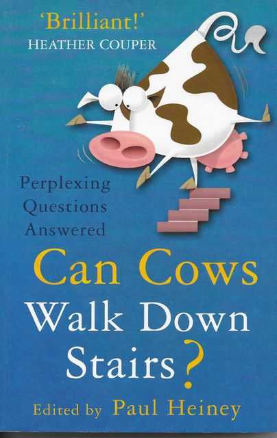 Image for Can Cows Walk Down Stairs? Perplexing Questions Answered